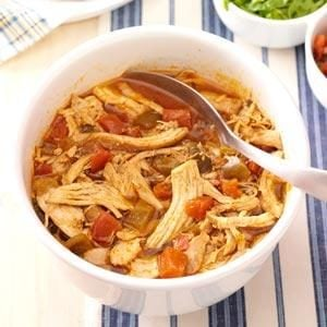 Spicy Shredded Chicken Recipe