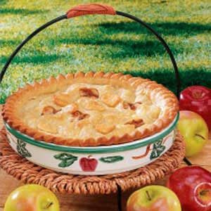 Sweet Apple Pie Recipe