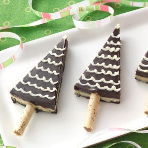 Mocha Truffle Trees Recipe