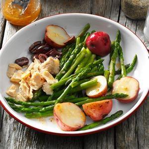 Asparagus Nicoise Salad Recipe