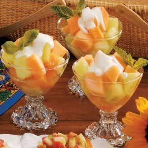 Sparkling Melon Recipe