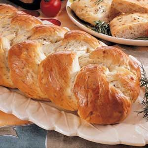 Dilly Onion Braid Recipe