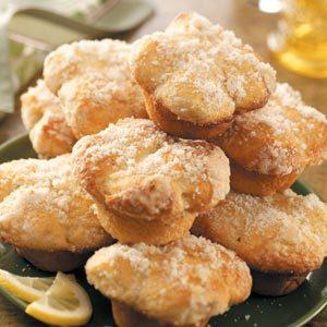 Tangy Lemon Clovers Recipe