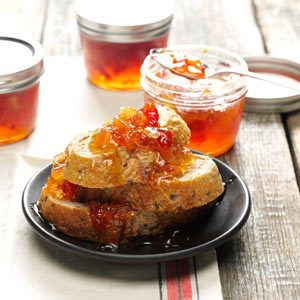 Tomato Lemon Marmalade Recipe