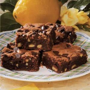 Simply Fudgy Brownies Recipe