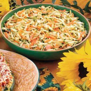 Zucchini Slaw Recipe