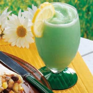 Lime Sherbet Slush Recipe