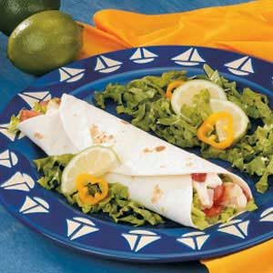 Lime Fish Tacos Recipe