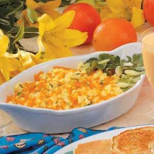 Lightly Scrambled Eggs Recipe