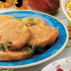 Flavorful Breaded Pork Chops Recipe