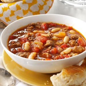 White Bean Turkey Chili Recipe