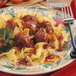 Zesty Meatballs Recipe