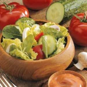 Creamy French Dressing