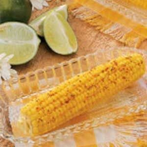 Tex-Mex Corn on the Cob Recipe