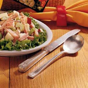 Apple Ham Salad Recipe