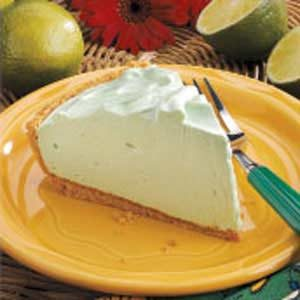 Mile-High Lime Pie Recipe