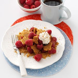Deconstructed Raspberry Pie Recipe