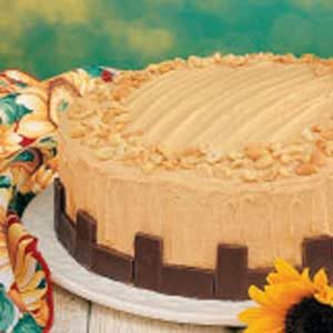 Peanut Butter Lover's Cake Recipe
