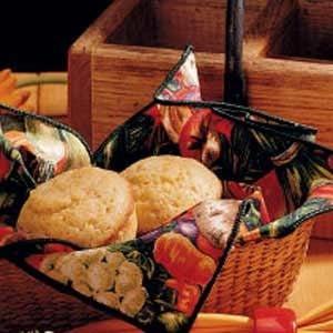 Sunny Cornmeal Muffins Recipe