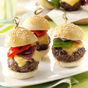 20 Slider Recipes