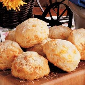 Cheesy Drop Biscuits Recipe
