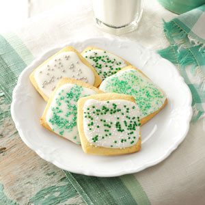 Cornmeal Lime Cookies Recipe
