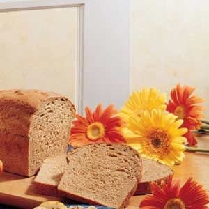 Oatmeal Wheat Bread Recipe
