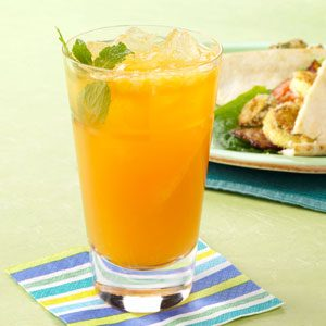 Mom's Tangerine Iced Tea Recipe