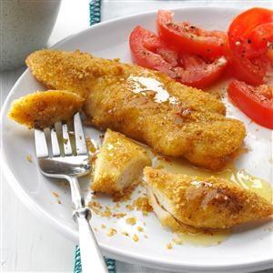 Citrus-Honey Chicken