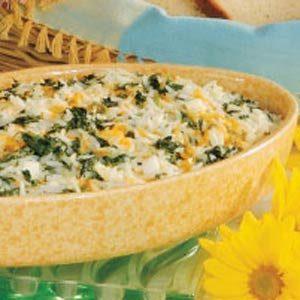 Emerald Rice Recipe
