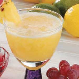 Banana Pineapple Slush Recipe