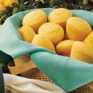 Mini Corn Muffins Recipe
