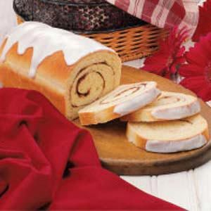 Cinnamon Swirl Breakfast Bread Recipe