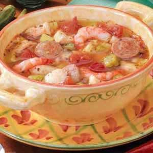 Sunday Gumbo Recipe