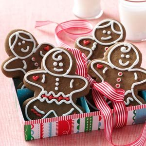 Gingerbread Babies Recipe