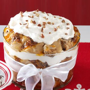 Fruitcake Trifle Recipe