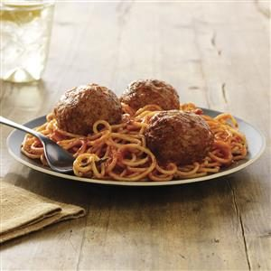 Johnsonville® Italian Meatballs Recipe