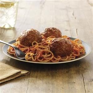 Johnsonville® Italian Meatballs Recipe