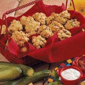 Zucchini Granola Cookies Recipe