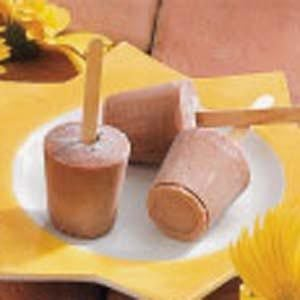 Homemade Fudge Pops