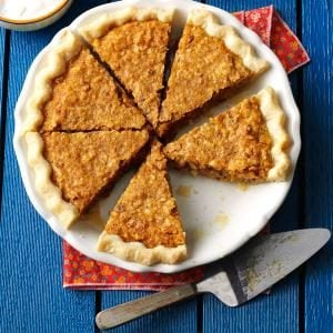 Coconut Pecan Pie Recipe