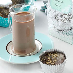 Dulce de Leche Hot Chocolate Pods Recipe