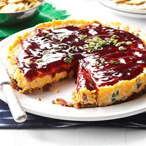 Sweet & Savory Cheese Pie Recipe