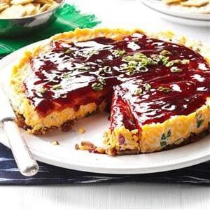 Sweet & Savory Cheese Pie Recipe