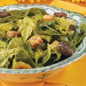 Quick Caesar Salad Recipe