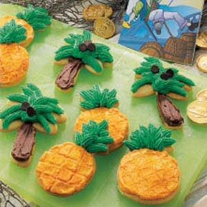 South Seas Sugar Cookies Recipe