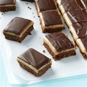 Kahlua Dream Bars Recipe