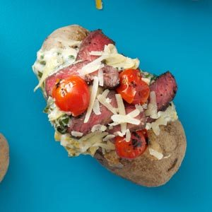 The Bistro Baked Potato Recipe