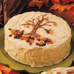 Maple Tree Cake Recipe