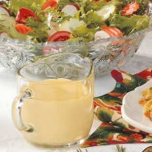 Mustard Salad Dressing Recipe